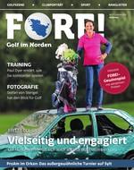 Das neuste Fore Golf im Norden Magazin